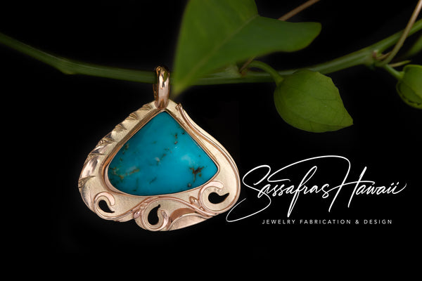 Persian Turquoise