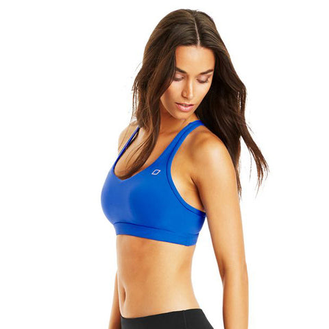 Lorna Jane Mika Sports Bra Capri Blue Sujetador Deportivo Azul Push Up