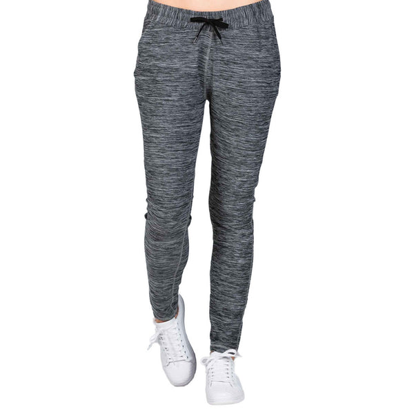 Saunter Co Pants Weekender Granito Pantalones Deporte Gris Workout Pants Grey