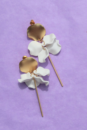Pettie Petal Earrings