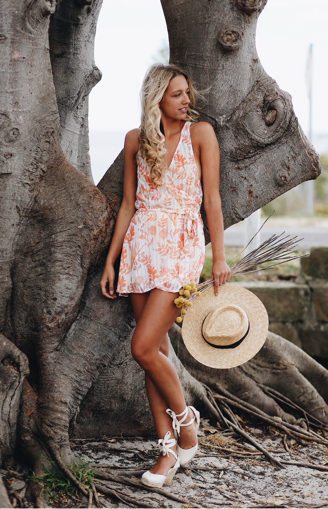 Tropical Heat Summer Dress