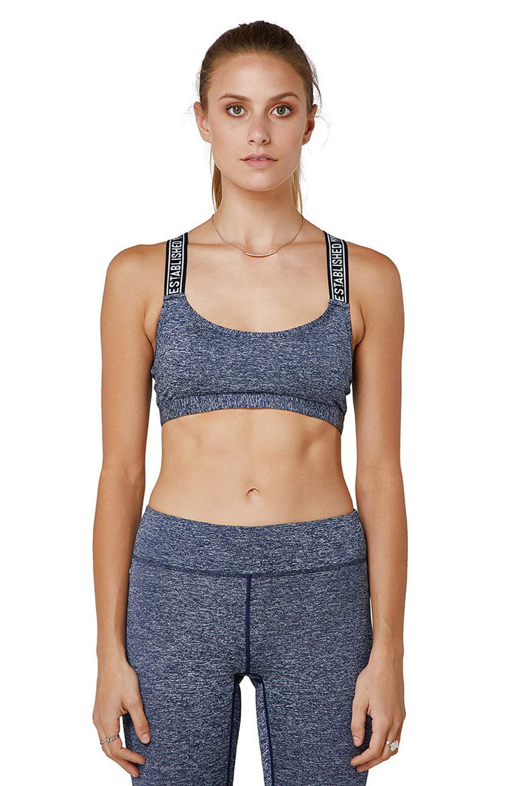 EST. Dash Crop Top