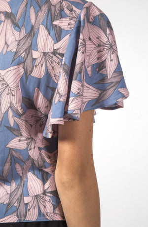 Mia Top // Tropic Sky