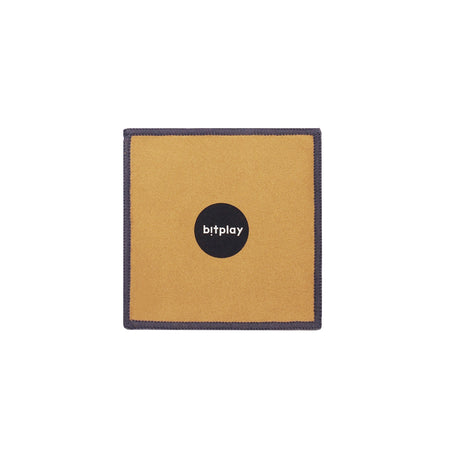 bitplay Lens-Cleaning Cloth - Mustard Yellow