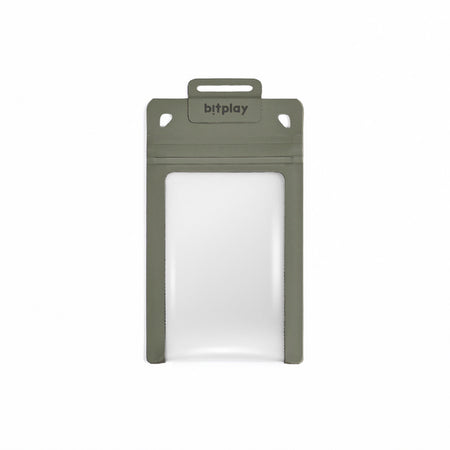 Pre-Order|AquaSeal Badge Holder - Green