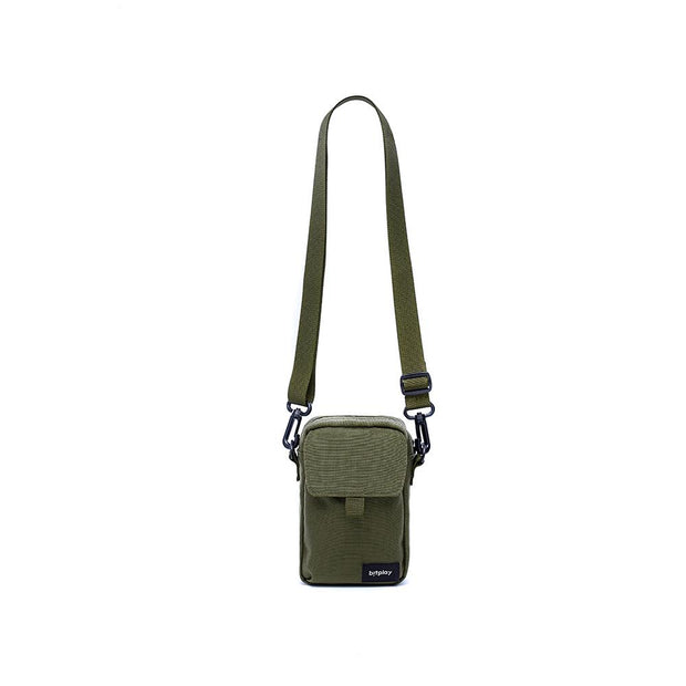 RoamerPack Shoulder Pouch - Army Green
