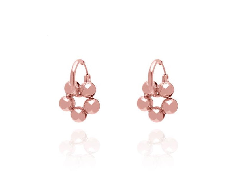 ABSOLUT AZALEA Mini Earring - Roségold