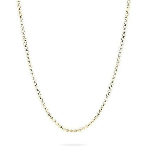 NEVE Necklace  - Pailletten Kette -  Gold - CLASSYANDFABULOUS JEWELRY