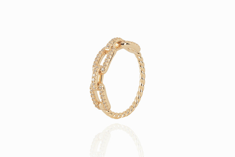 DAYA RING- GOLD