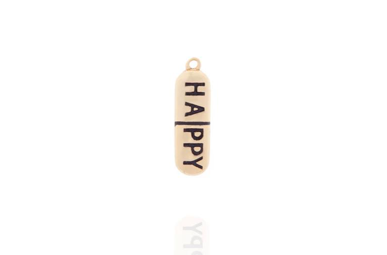 THE HAPPY PIL - CLASSYANDFABULOUS JEWELRY