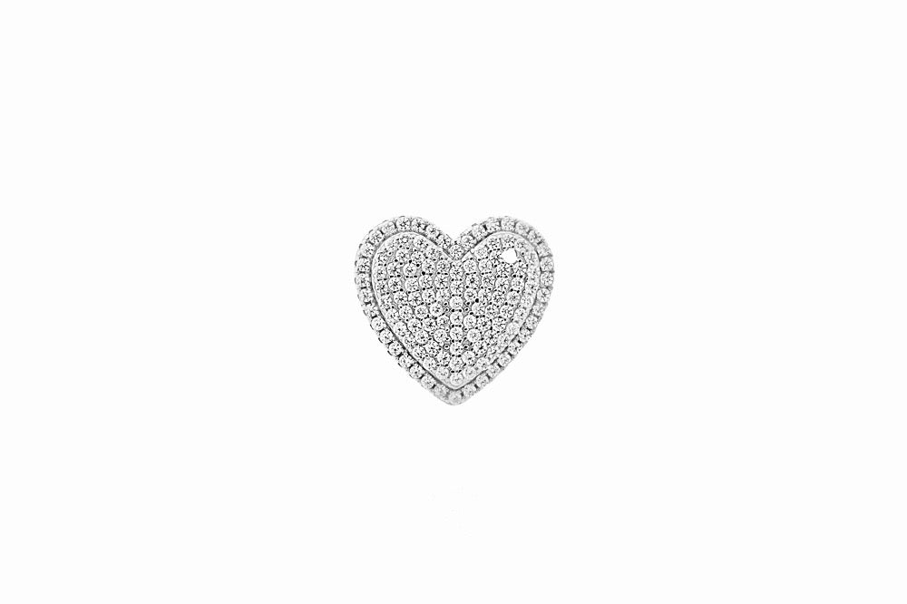 THE SPARKLE HEART - CLASSYANDFABULOUS JEWELRY
