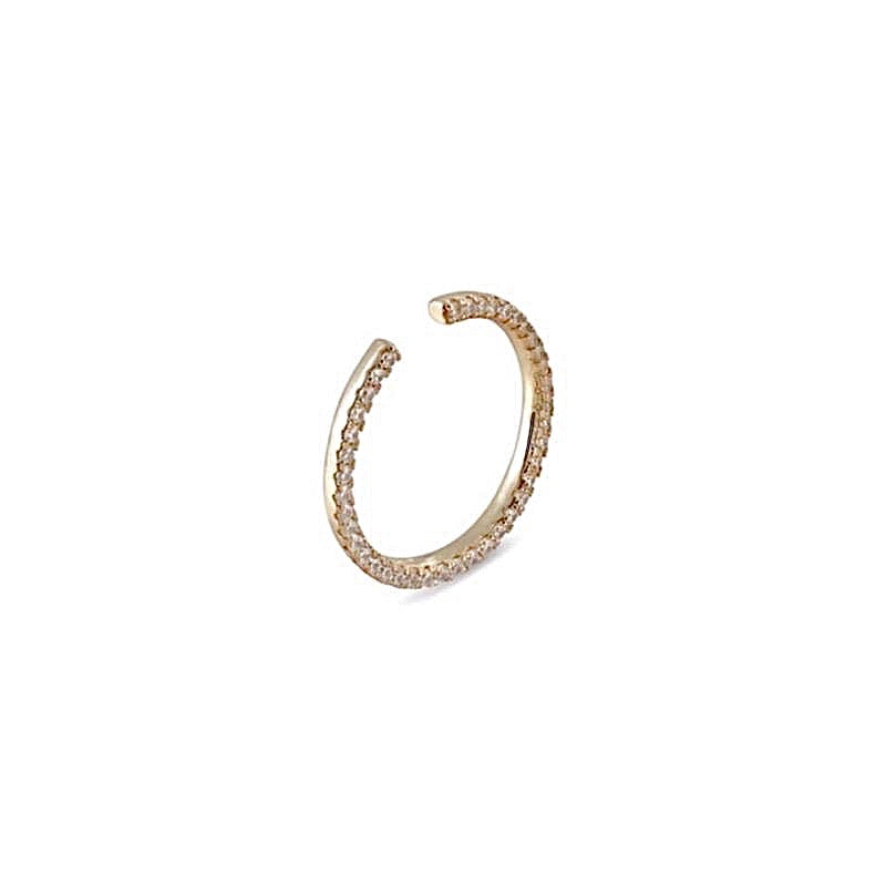 ALEA MONO Earring 2in1 - Gold