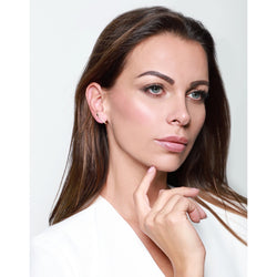 KAIA ALL DAY EARRING - Silber rhodiniert - LIMITIERT - CLASSYANDFABULOUS JEWELRY