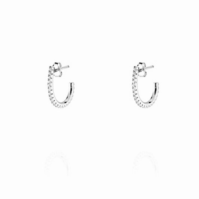 RAHEL - ALL DAY EARRING - Silber - Pre Order - CLASSYANDFABULOUS JEWELRY