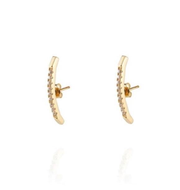 ALEA ALL DAY EARRING - Gold - LIMITIERT - CLASSYANDFABULOUS JEWELRY