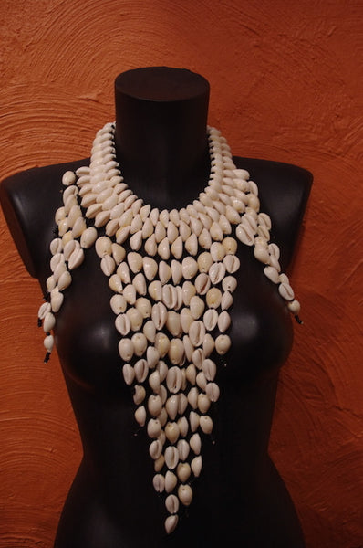 Cowries Necklace Native (Large)