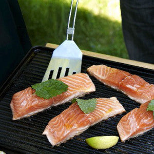 How to properly grill fish