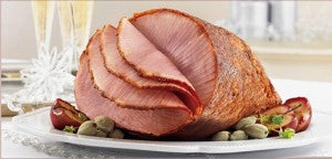 guide to carving ham