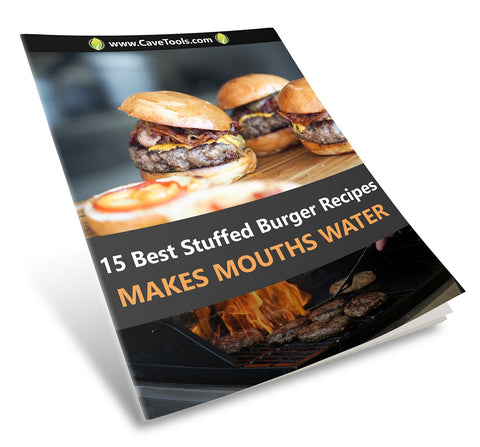 15 Best Stuffed Burgers Recipe Book (Free Download)