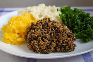Vegetarian Burns Night Selection Box
