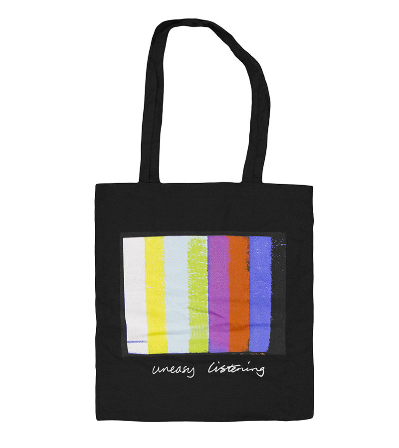 Mansell Testcard Tote Bag