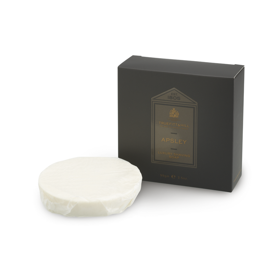 Apsley Luxury Shaving Soap Refill