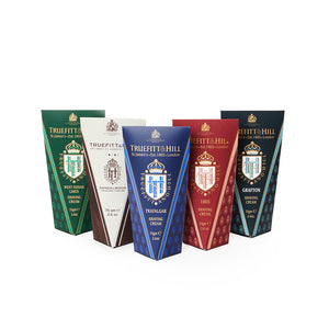 Shaving Cream Tube - Scent 1