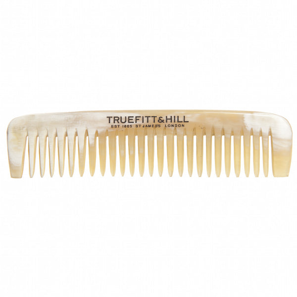 Truefitt & Hill Horn Pocket Comb - Small (4