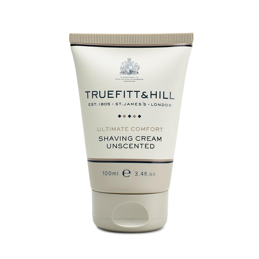 Ultimate Comfort Shave Cream Tube - Truefitt & Hill Canada