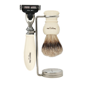 Regency Collection - Shaving Brush & Razor Set - Truefitt & Hill Canada