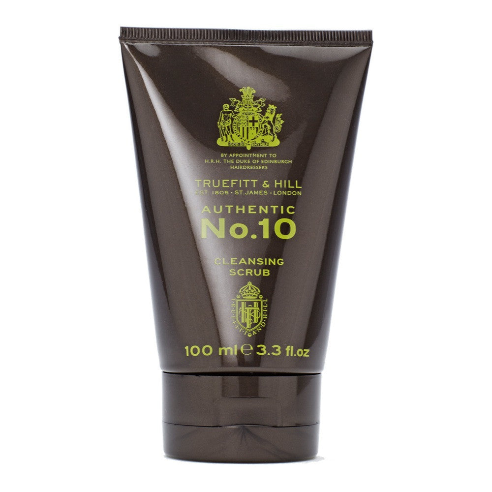 No. 10 Cleansing Scrub - Truefitt & Hill Canada