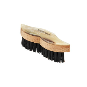 Beechwood Moustache Brush