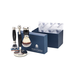 Edwardian Collection - Shaving Brush & Razor Set
