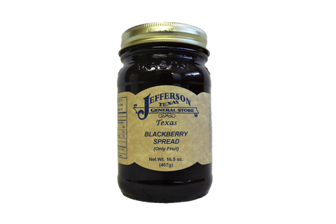 Blackberry Spread (Fruit Only)