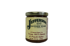 Texas 1015 Onion & Peach Salsa