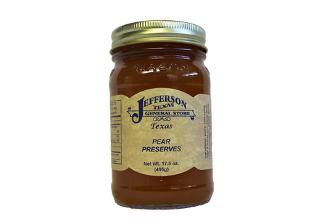 Pear Preserves (now called Cinnamon Pear Preserves-SAME INGREDIENTS)