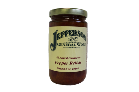 Pepper Relish - Gluten Free