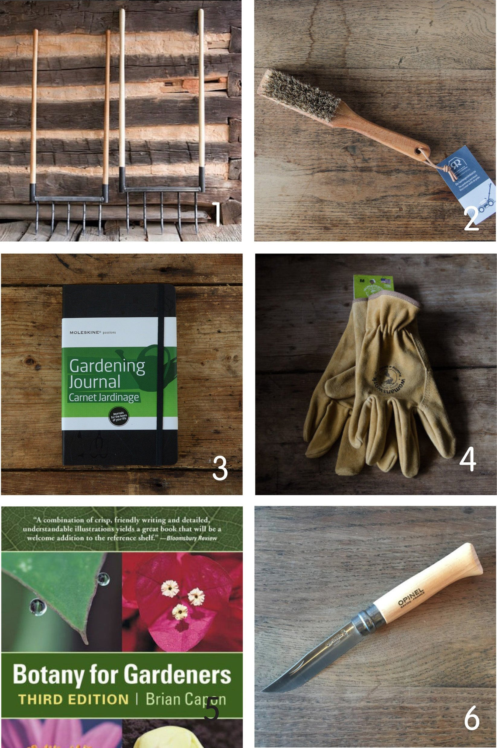 Gifts for the Experienced Gardener