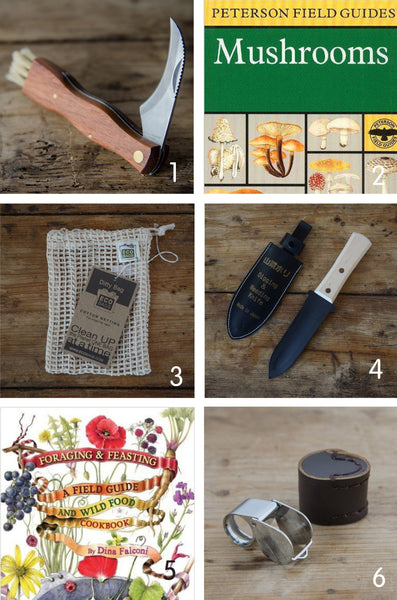 Gifts for the Urban Forager
