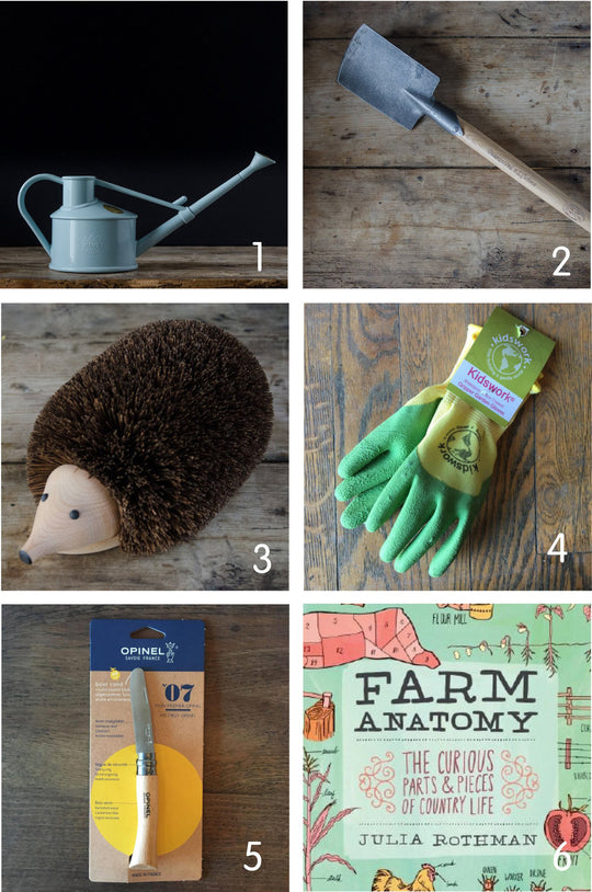 Gifts for the Little Homesteader
