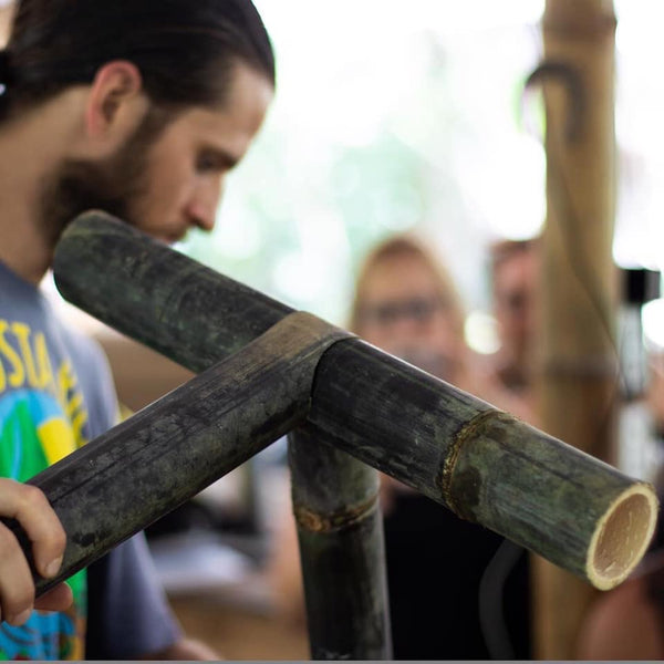 Bamboo Building Intensive in Asheville