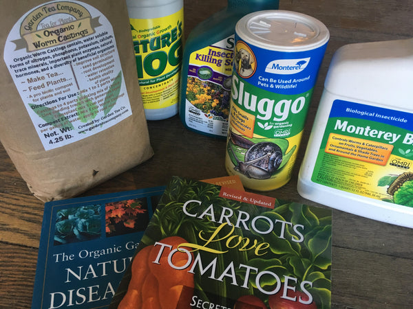 prevent and control garden pests