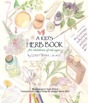 Kids Herb Book for Children