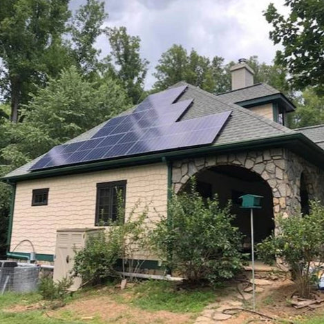 10.09.19 //  Solar Energy for Home, Farm & Business with Matthew Bennett // 6:30-8p