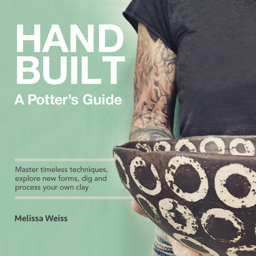 12.06.18 // Book Signing + Handbuilt Demo with Melissa Weiss Pottery  // 7:00-8:30pm