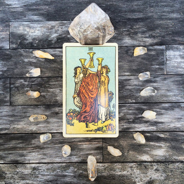 04.09.17 // Tarot for Self-Care and Personal Empowerment with Sarah Chappell // 5:30 - 8pm