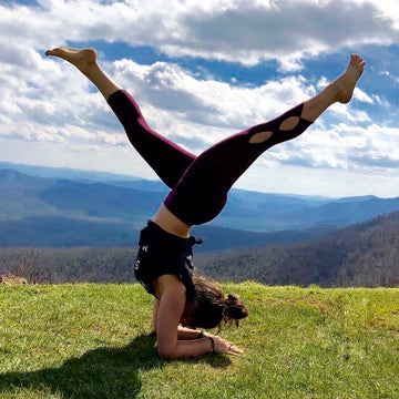 Yoga on the Farm - with Ashley Thurman - July 5 ~ Celebrate Summer ~