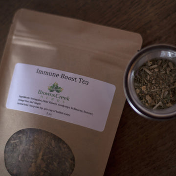 Immune Boost Tea- 2oz
