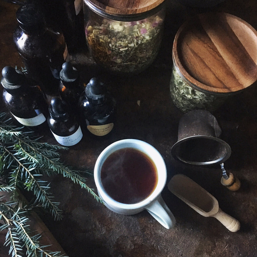 10.18.17 // Creating a Winter Apothecary with Danielle Eavenson // 6:30-8pm