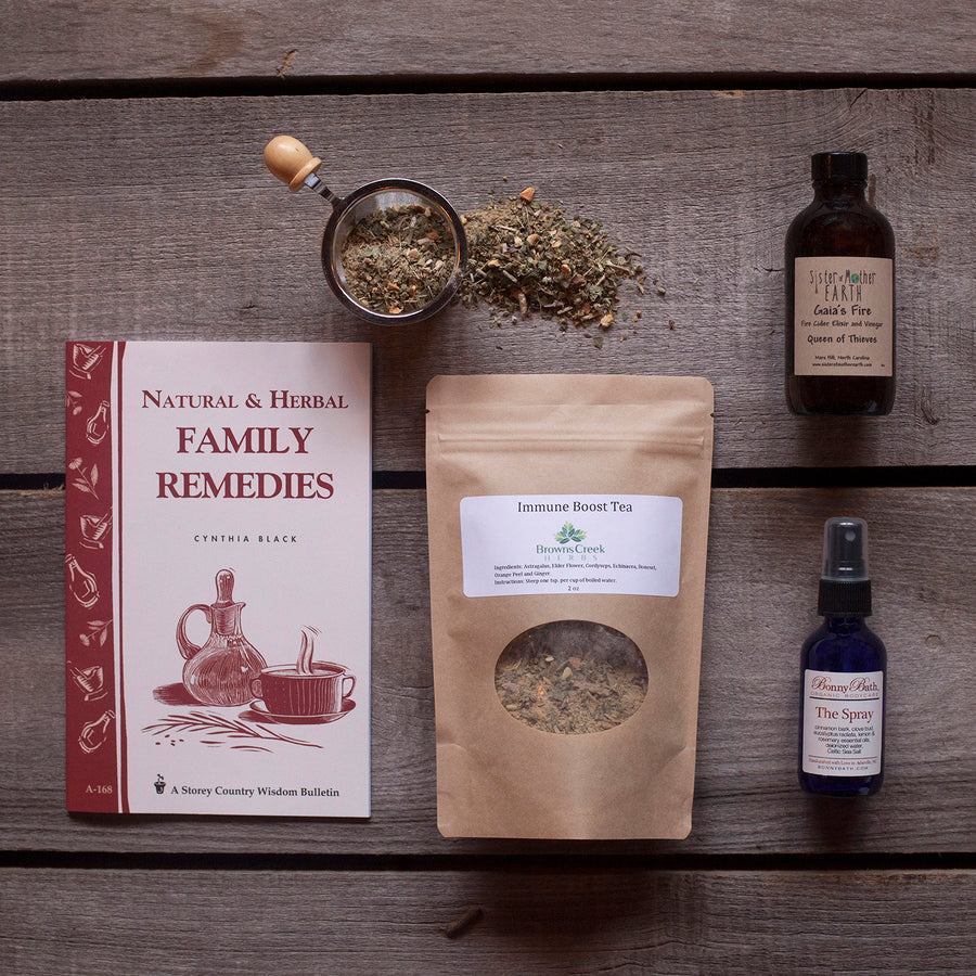 Natural Healing Collection